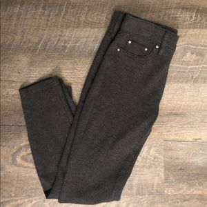 GAP Pants - High Rise Leggings